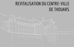 Revitalisation du centre-ville de Thouars