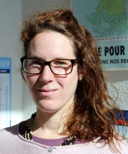 Alice Corbet, anthropologue engagée