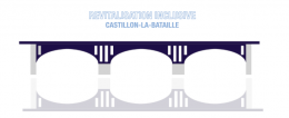 Revitalisation inclusive de Castillon-la-Bataille